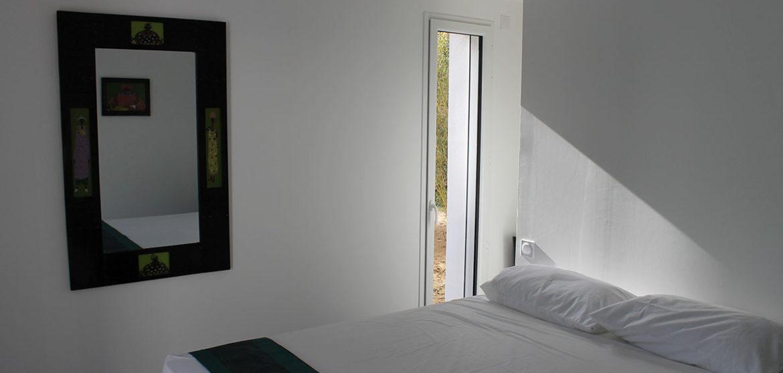 location villa avec piscine a longeville sur mer chambre 4
