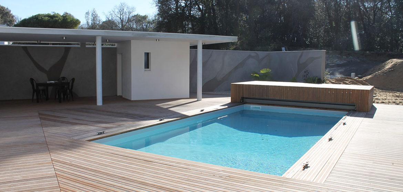 location villa les marines a longeville sur mer piscine