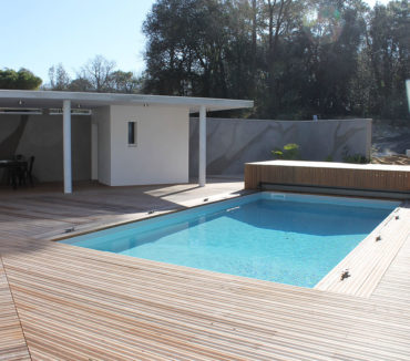 villa piscine 1