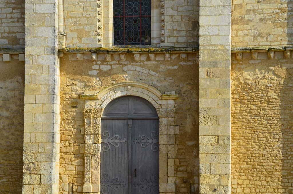 eglise angles vendee