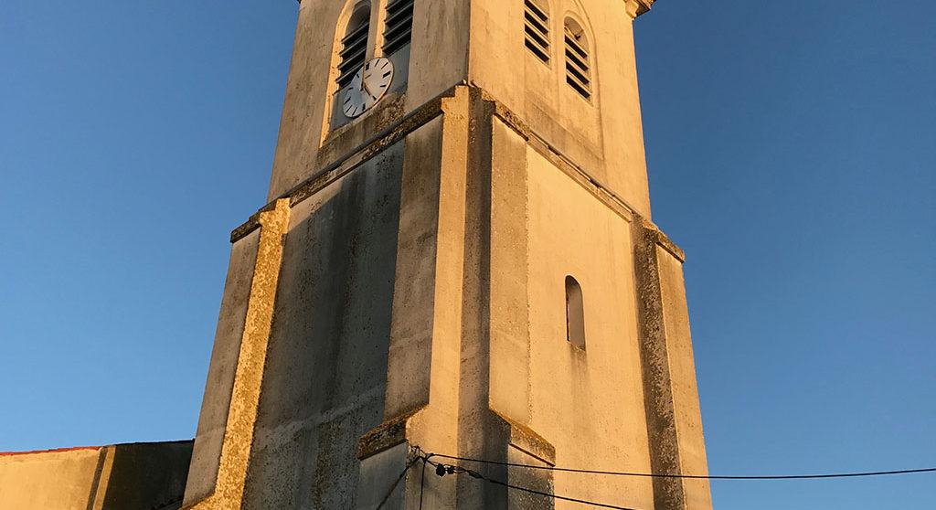 Église de l'Aiguillon