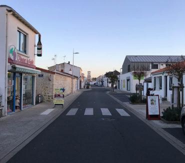 commerces de l'Aiguillon