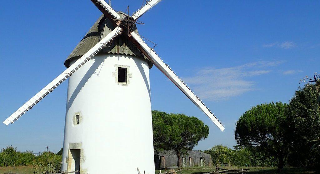 location moulin à vent clos du moulin