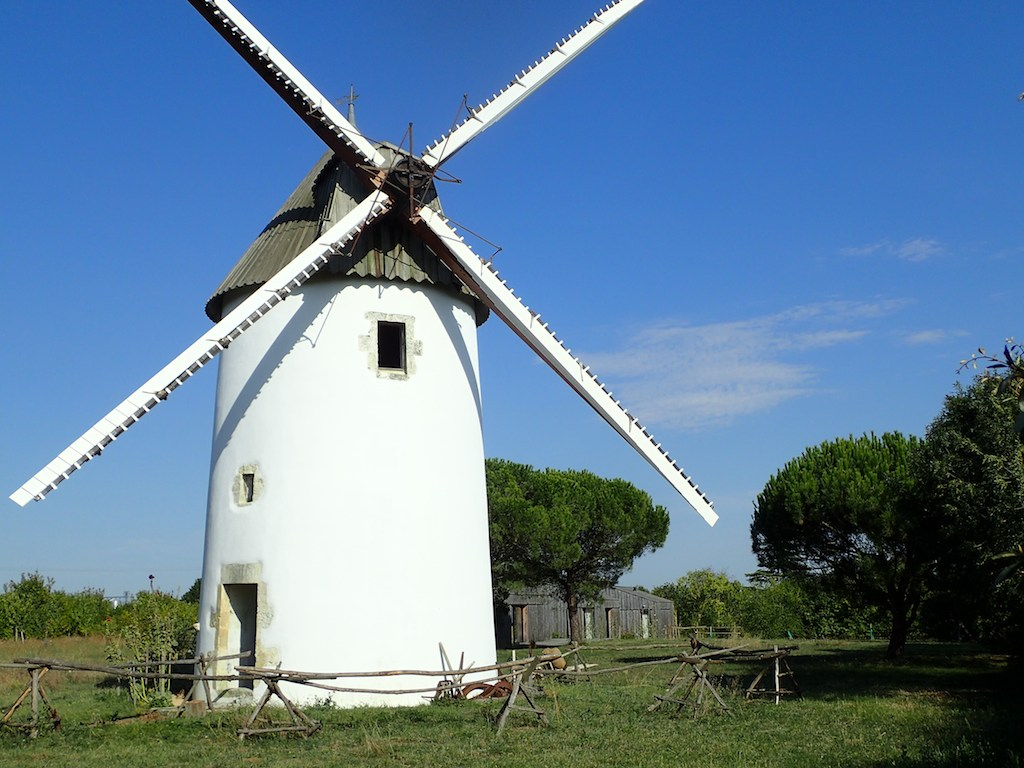 moulin à vent clos du moulin