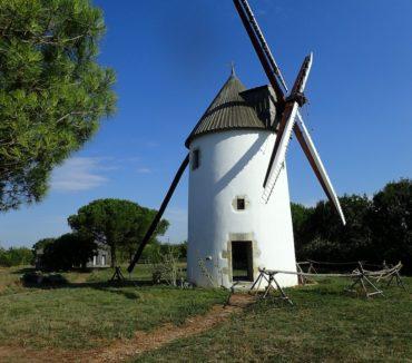 Loge du meunier moulin