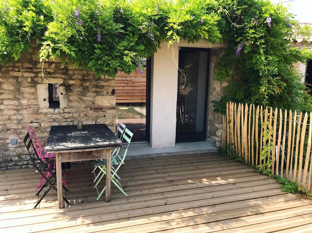 location gite etable graphique longeville-sur-mer terrasse bois