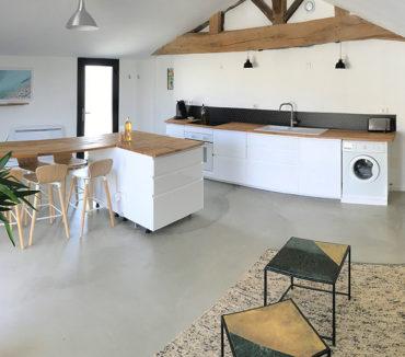location gite etable graphique piece vie longeville-sur-mer
