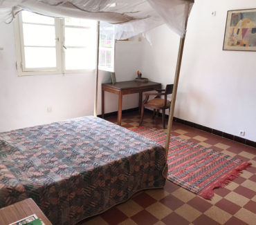 villa ouakamba dakar chambre