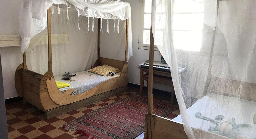 villa ouakamba dakar chambre enfants
