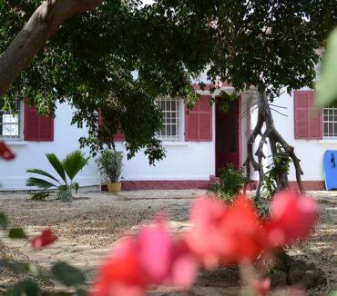 villa ouakamba dakar facade avant