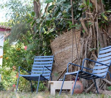 villa ouakamba dakar jardin