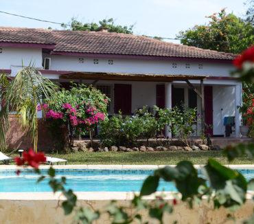 villa ouakamba dakar piscine