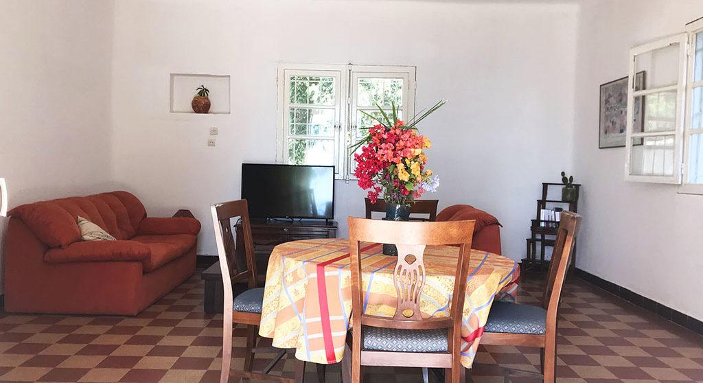 villa ouakamba dakar salon