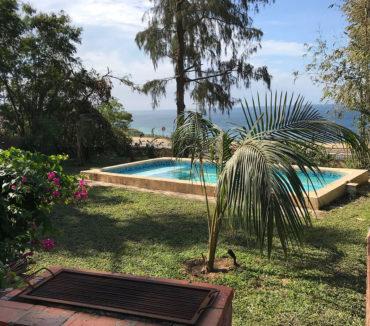 villa ouakamba dakar vue jardin
