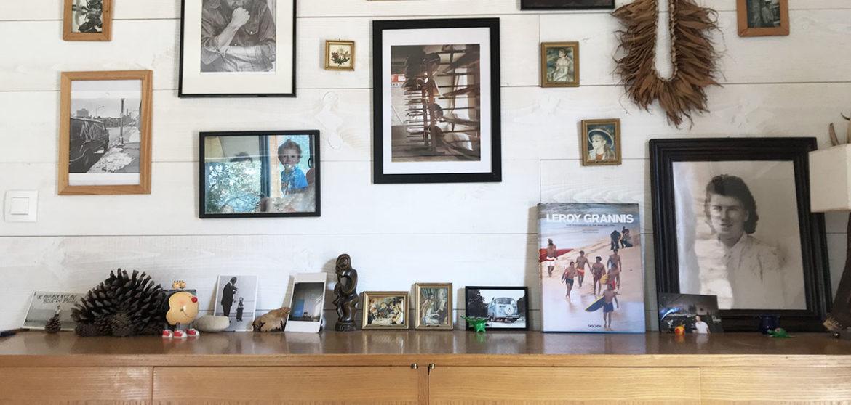 location gite le chalet les conches longeville-sur-mer deco cinema