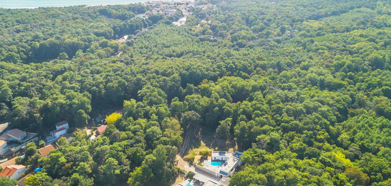 location villa b piscine longeville-sur-mer proche plage rocher